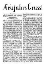 08. Jg. Nr. 177a / 01.01.1893 Die Autonomie